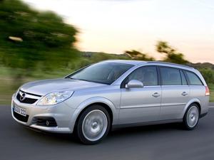Foto Delantero Opel Vectra Familiar 2008