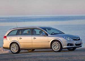 Foto Lateral Opel Vectra Familiar 2008