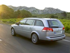Foto Trasero Opel Vectra Familiar 2008