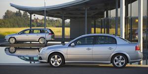 Foto Perfil Opel Vectra Sedan 2008