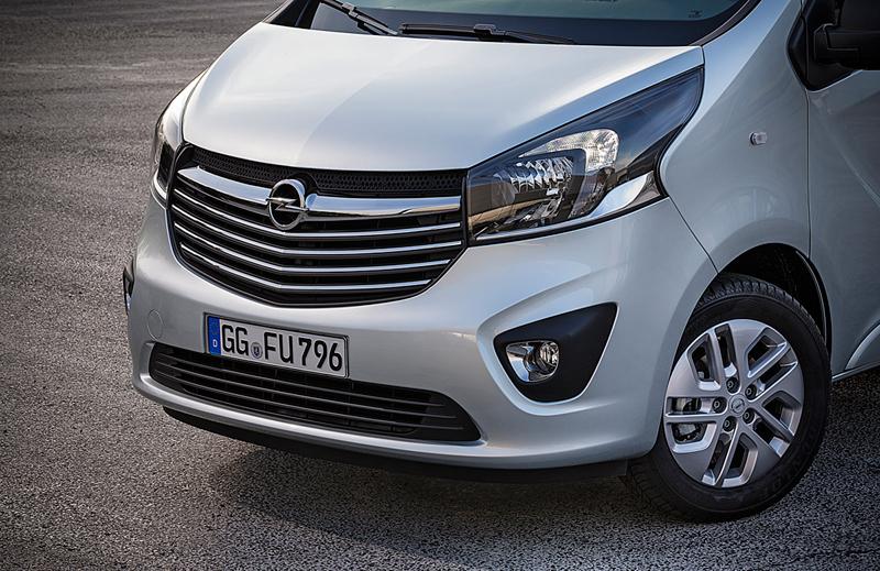 Foto Detalles Opel Vivaro Vehiculo Comercial 2014