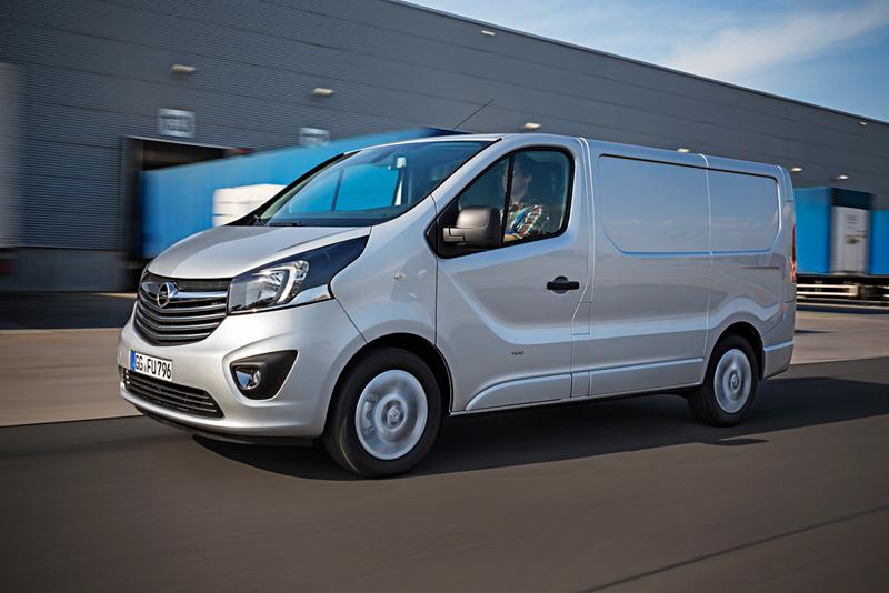 Foto Exteriores Opel Vivaro Vehiculo Comercial 2014
