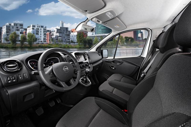 Foto Salpicadero Opel Vivaro Vehiculo Comercial 2014
