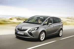 Opel Zafira Tourer, análisis plazas traseras (2ª fila)