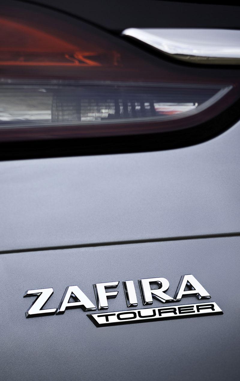 Foto Detalles (3) Opel Zafira-tourer Monovolumen 2011