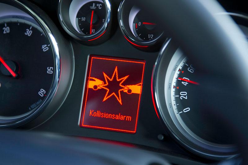 Foto Detalles (5) Opel Zafira-tourer Monovolumen 2011