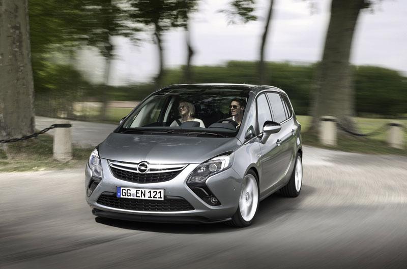 Todo sobre el Opel Zafira Tourer