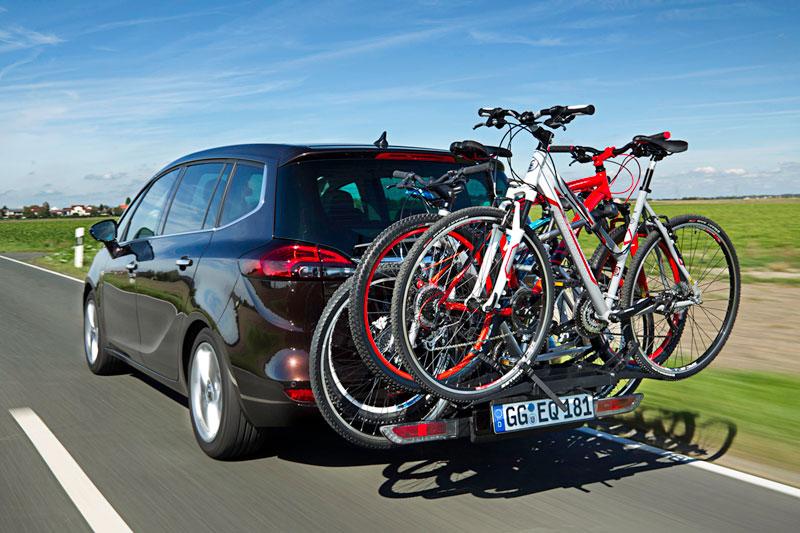 Foto Exteriores Opel Zafira-tourer Monovolumen 2011