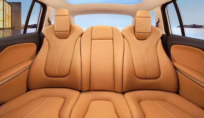 Opel Zafira Tourer, análisis de segunda fila de asientos