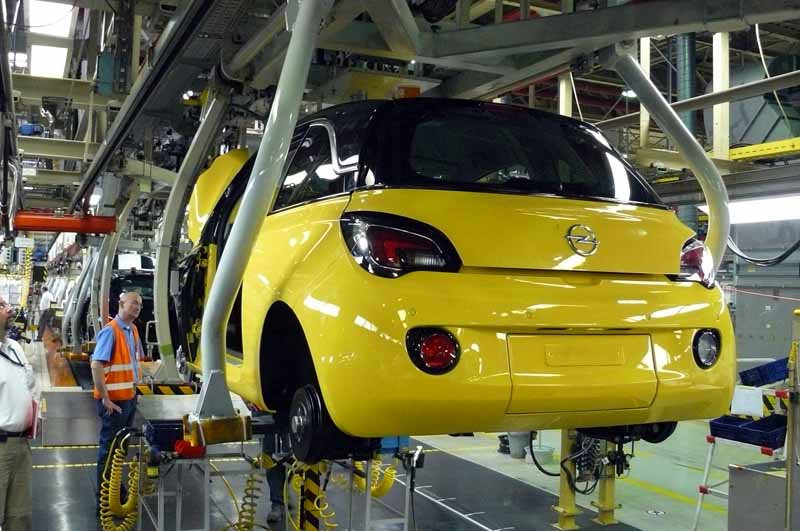 Fábrica Opel