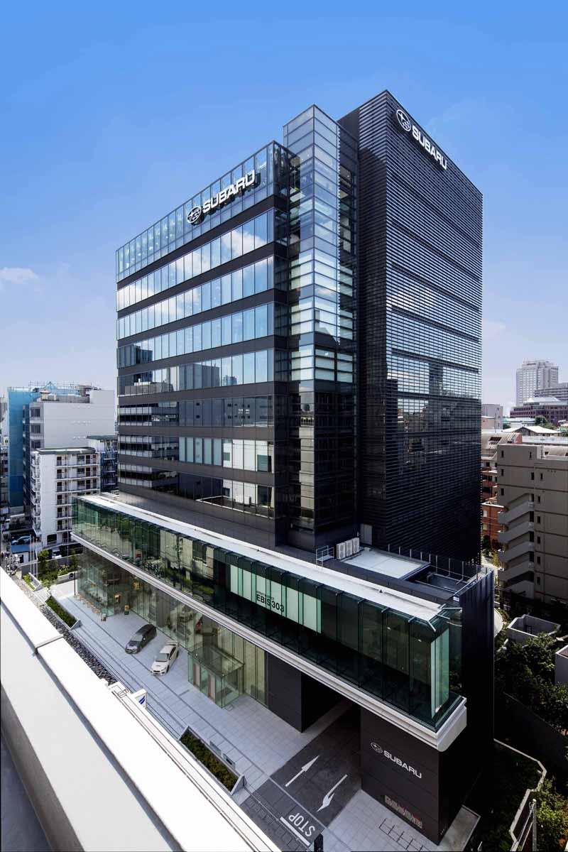 Sede Subaru, Tokio, Japón