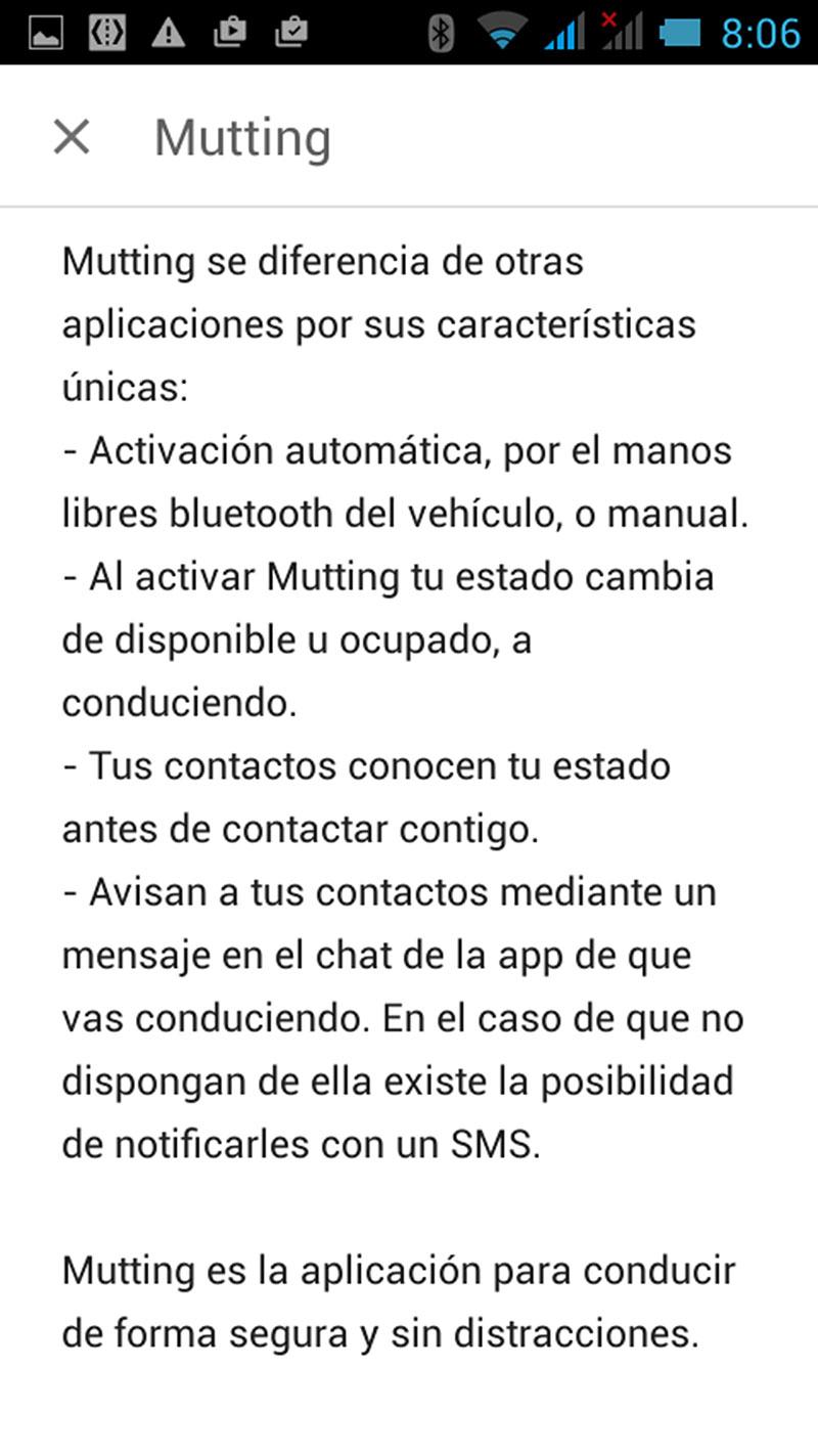 Pantallazo de Mutting