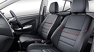 Foto Interiores (1) Perodua Axia Dos Volumenes 2015