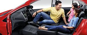 Foto Interiores (6) Perodua Axia Dos Volumenes 2015