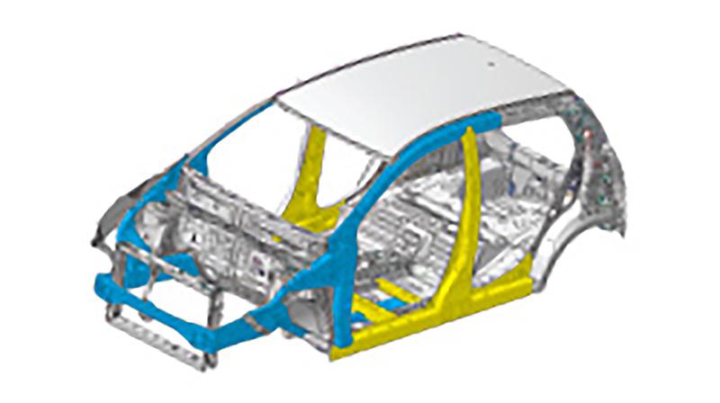 Foto Tecnicas (2) Perodua Axia Dos Volumenes 2015