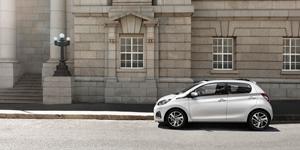 Foto Exteriores (12) Peugeot 108 Dos Volumenes 2014