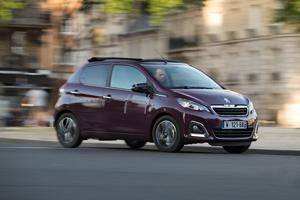 Foto Exteriores (131) Peugeot 108 Dos Volumenes 2014