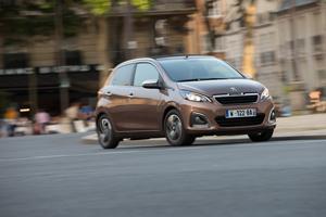 Foto Exteriores (132) Peugeot 108 Dos Volumenes 2014