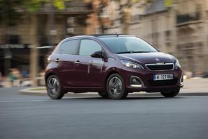 Foto Exteriores (133) Peugeot 108 Dos Volumenes 2014