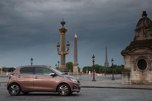 Foto Exteriores (134) Peugeot 108 Dos Volumenes 2014