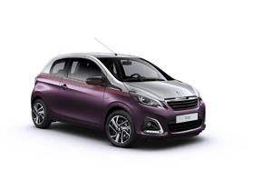 Foto Exteriores Peugeot 108 Dos Volumenes 2014