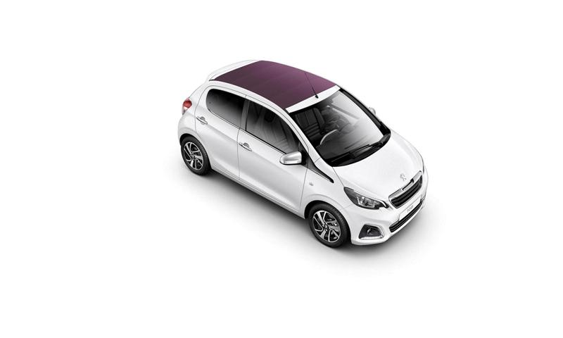 Foto Exteriores (2) Peugeot 108 Dos Volumenes 2014