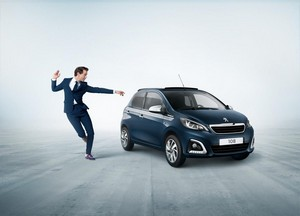 Foto Exteriores 1 Peugeot 108-collection Dos Volumenes 2017