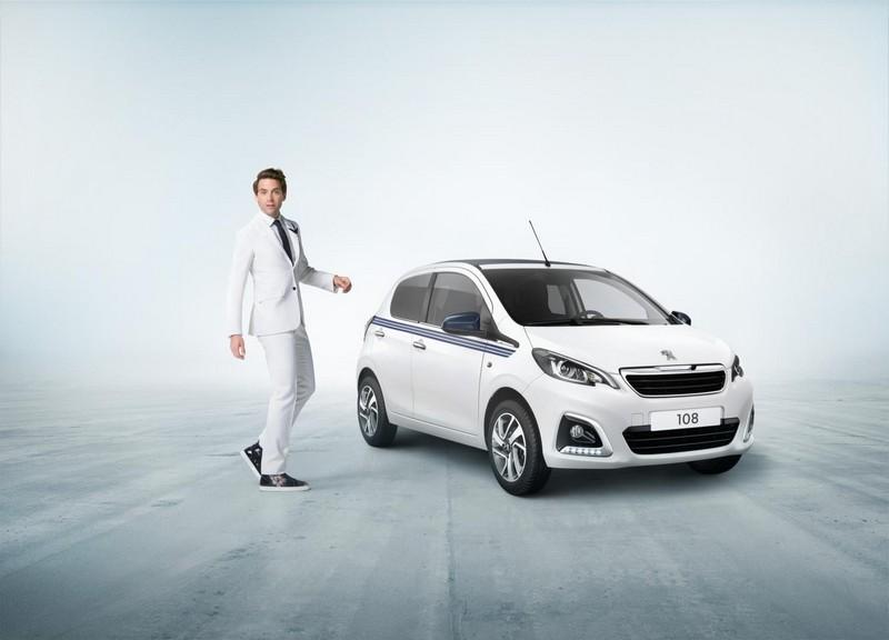 Foto Exteriores Peugeot 108 Collection Dos Volumenes 2017