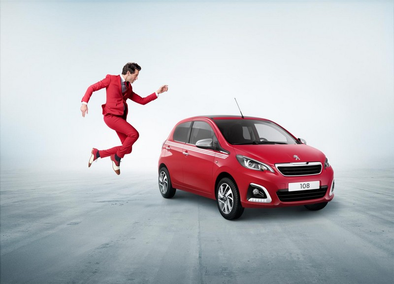 Foto Exteriores 3 Peugeot 108-collection Dos Volumenes 2017
