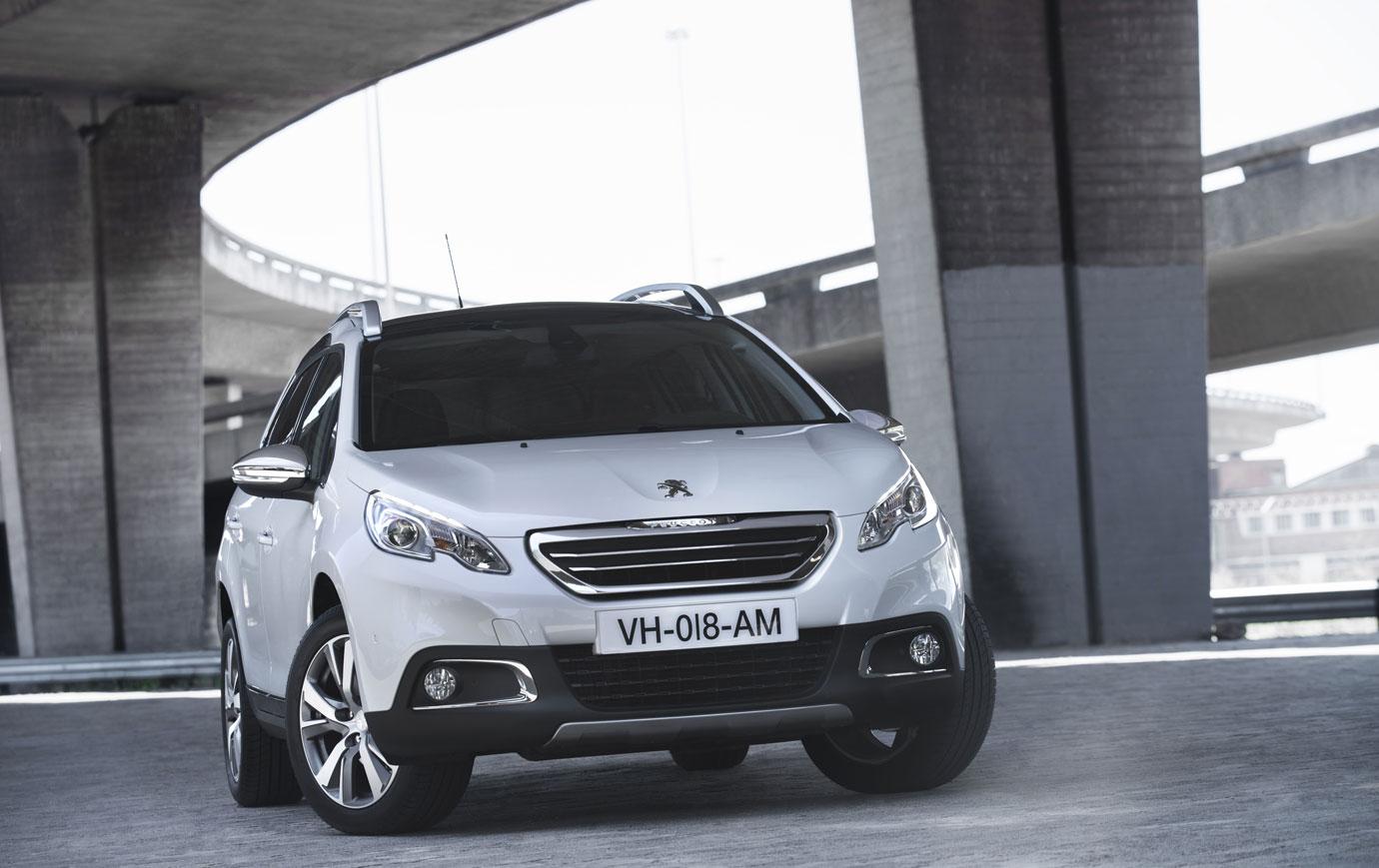Foto Exteriores (13) Peugeot 2008 Suv Todocamino 2013