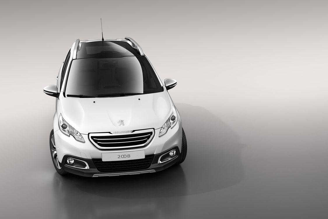 Foto Exteriores (3) Peugeot 2008 Suv Todocamino 2013