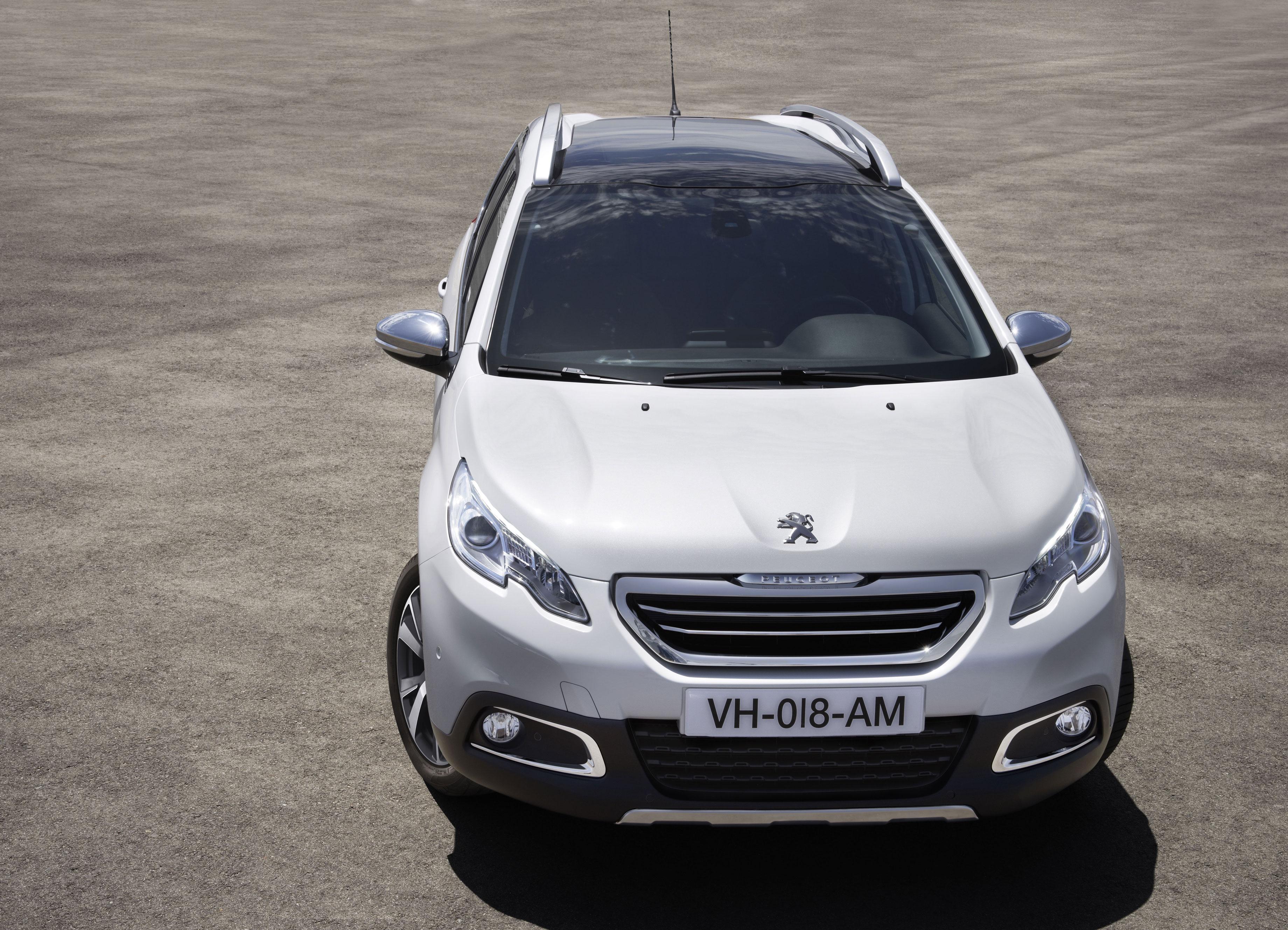 Foto Exteriores Peugeot 2008 Suv Todocamino 2013
