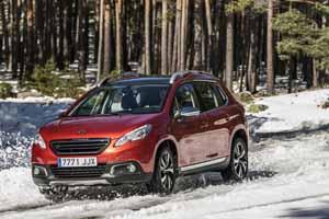 Foto Exteriores (1) Peugeot 2008 Suv Todocamino 2016