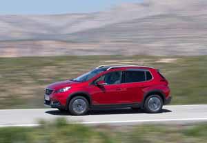 Foto Exteriores (4) Peugeot 2008 Suv Todocamino 2016