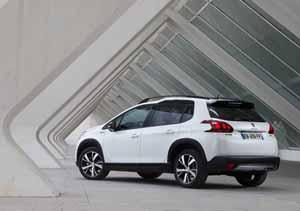 Foto Exteriores (5) Peugeot 2008 Suv Todocamino 2016