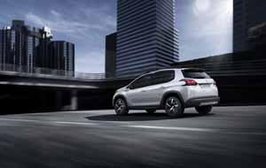 Foto Exteriores (6) Peugeot 2008 Suv Todocamino 2016