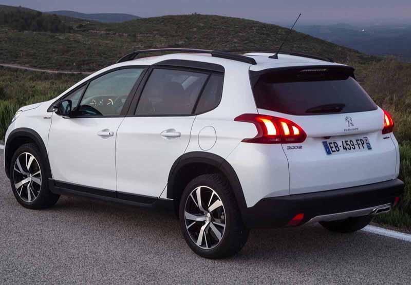 Foto Exteriores (3) Peugeot 2008 Suv Todocamino 2016