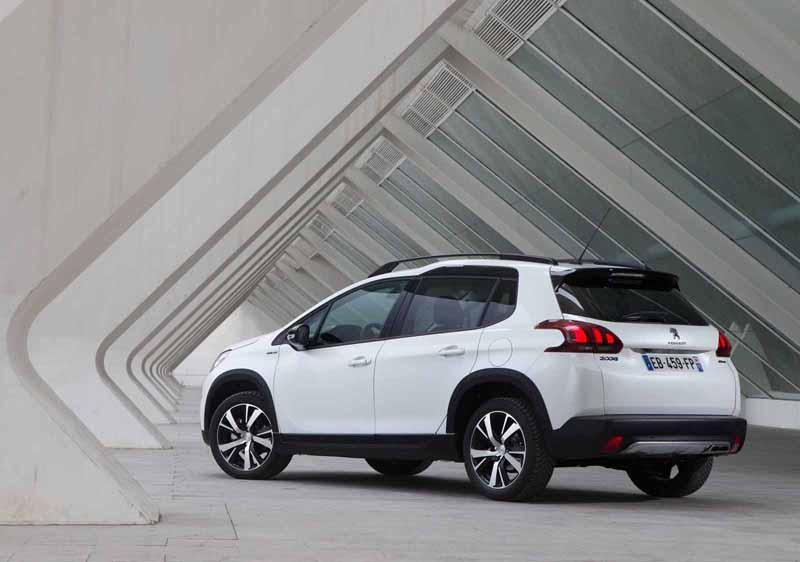 Foto Exteriores Peugeot 2008 Suv Todocamino 2016