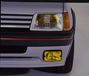 Foto Detalles (1) Peugeot 205-gti Dos Volumenes 1984