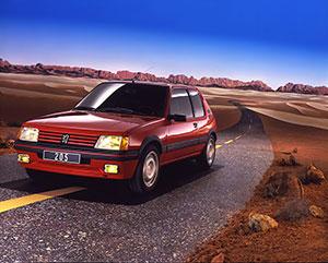 Foto Exteriores (3) Peugeot 205-gti Dos Volumenes 1984