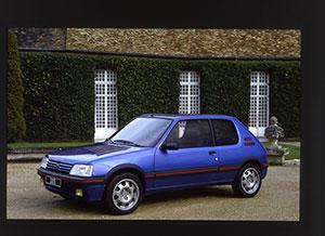 Foto Exteriores (5) Peugeot 205-gti Dos Volumenes 1984