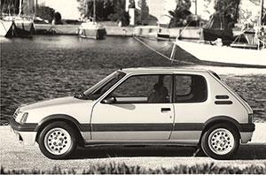 Foto Exteriores (6) Peugeot 205-gti Dos Volumenes 1984