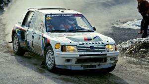 Foto Exteriores (1) Peugeot 205-t16-grupo-b Dos Volumenes 1985