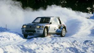 Foto Exteriores (2) Peugeot 205-t16-grupo-b Dos Volumenes 1985