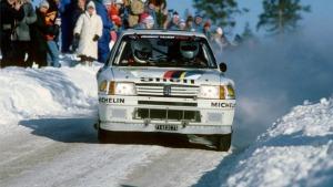 Foto peugeot 205-t16-Grupo-B 1985