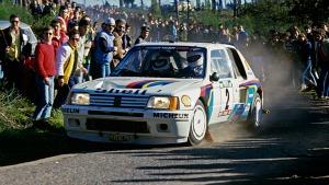 Foto Exteriores (5) Peugeot 205-t16-grupo-b Dos Volumenes 1985