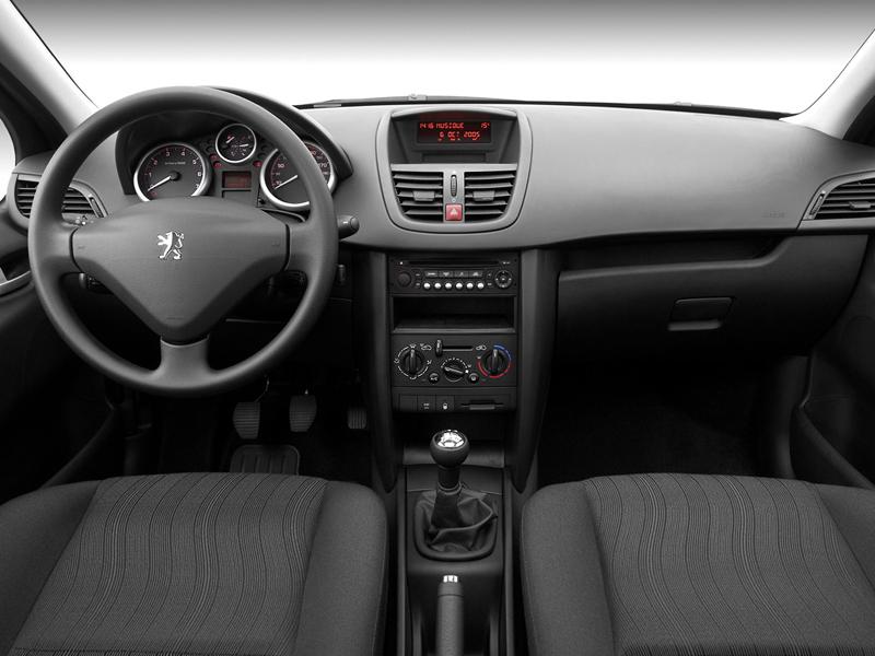 Foto Salpicadero Peugeot 207 Dos Volumenes 2006