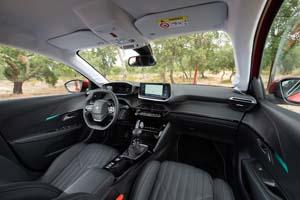 Foto Interiores (5) Peugeot 208 Dos Volumenes 2019