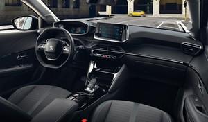 Foto Salpicadero Peugeot 208 Dos Volumenes 2019