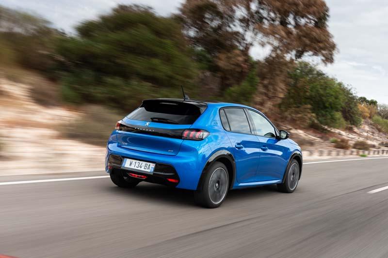 Foto Exteriores Peugeot 208 Dos Volumenes 2019